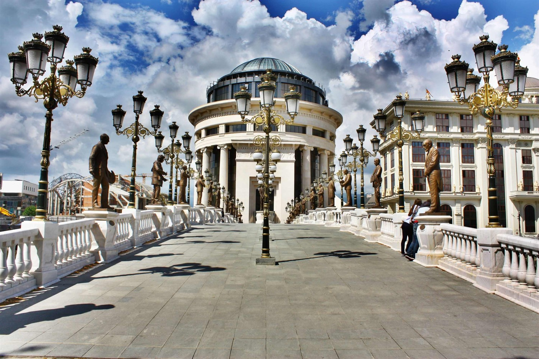 Kosova Makedonya Arnavutluk Turu