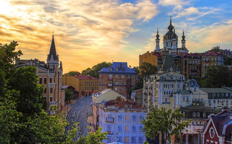 Adım Adım Ukrayna Turu (Kherson Gidiş Lviv Dönüş)