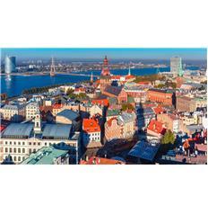 Baltık Başkentleri Turu